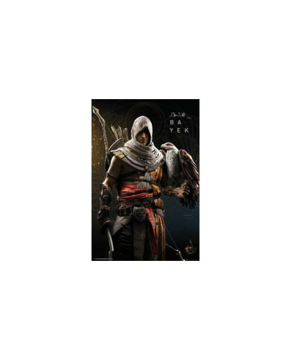 ASSASSINS CREED ORIGINS - MAXI POSZTER