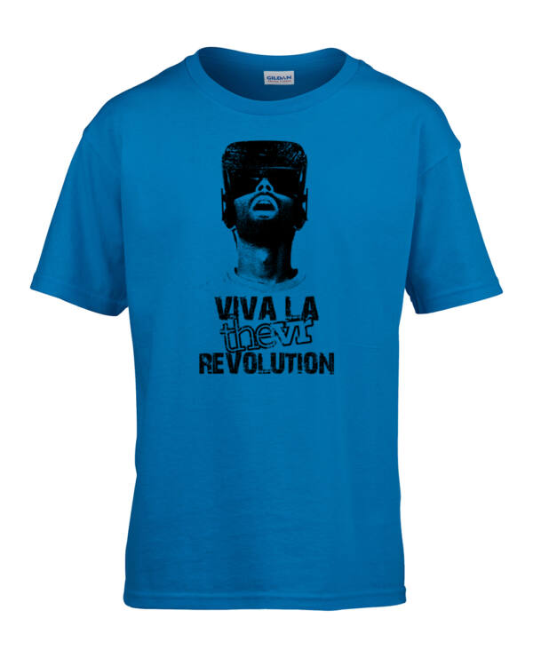 TheVR Revolution - Gyerek póló S