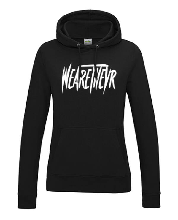 TheVR WeareTheVR feliratú női pulóver